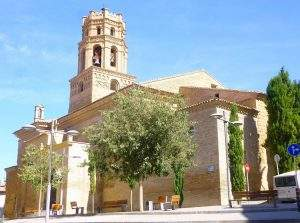 Concatedral de Santa María del Romeral (Monzón)