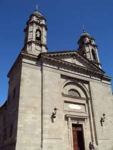 concatedral de santa maria la colegiata vigo