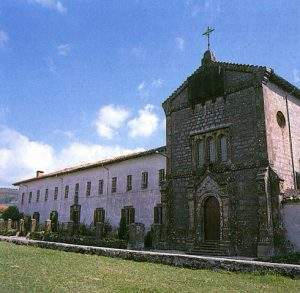 Convento de Agustinas (Aldatz)