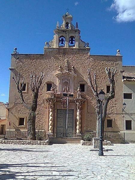 convento de agustinas almansa