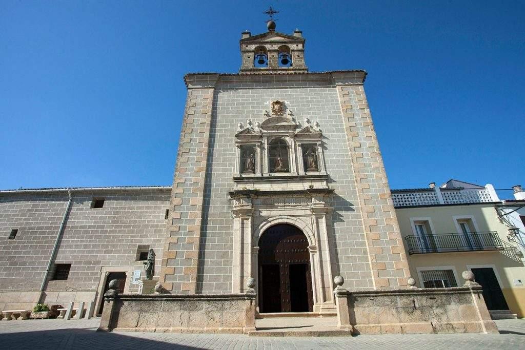 convento de agustinas recoletas serradilla