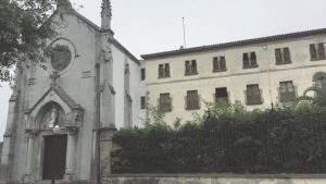 convento de agustinas recoletas somio gijon