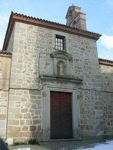 Convento de Carmelitas Descalzas (Cuerva)