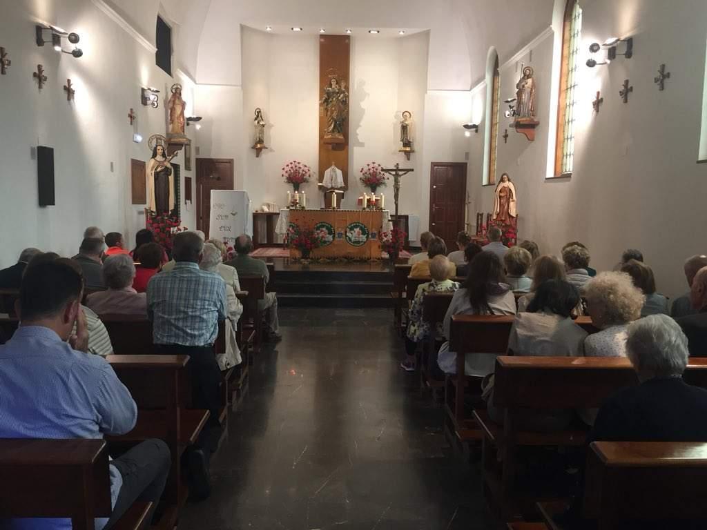 convento de carmelitas descalzas la providencia gijon