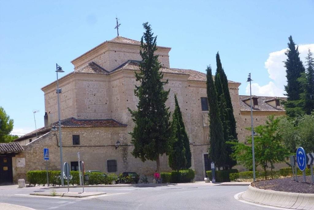 convento de clarisas chinchon