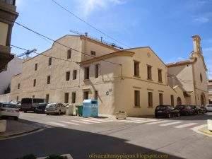 Convento de Clarisas (Oliva)