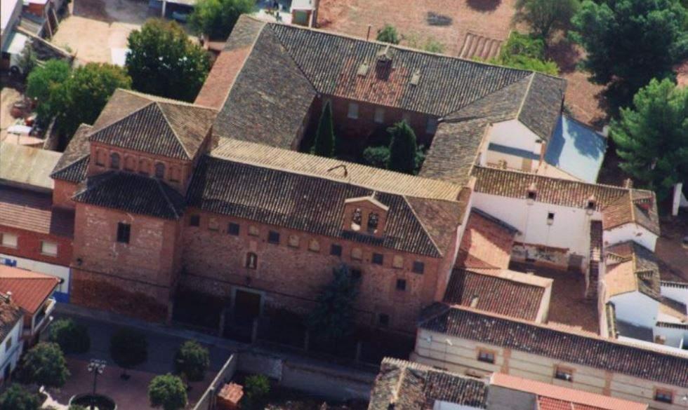 convento de concepcionistas franciscanas membrilla