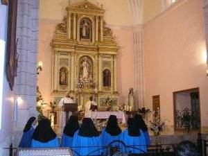 convento de concepcionistas franciscanas penaranda de duero