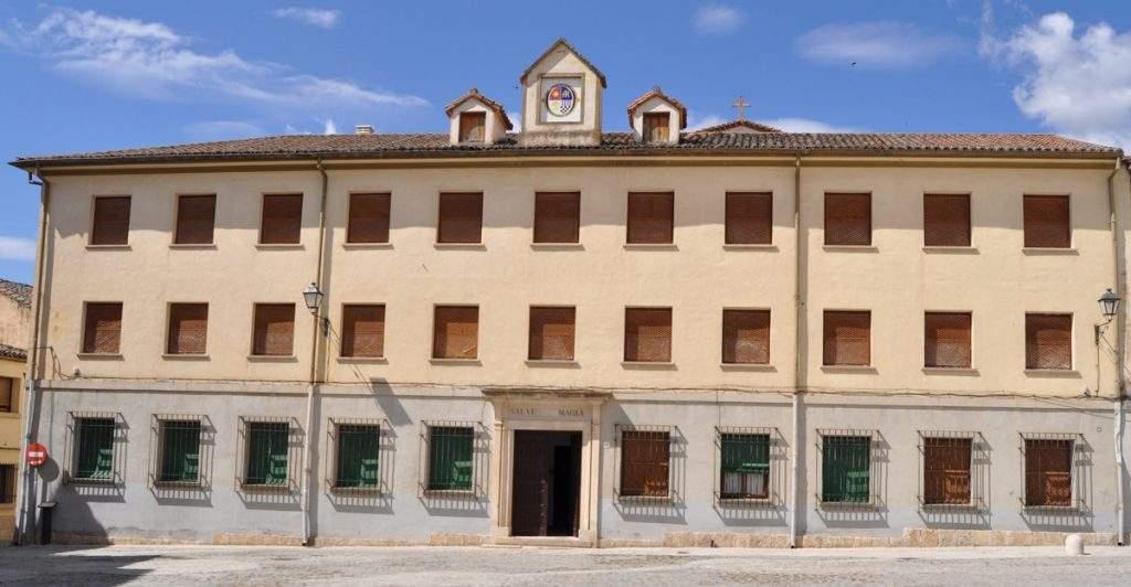 convento de concepcionistas franciscanas torrelaguna