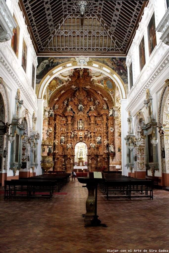 convento de la anunciacion nuestra senora de constantino las clarisas madrid