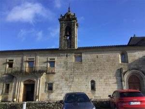 Convento de la Merced (Padres Mercedarios) (Sarria)