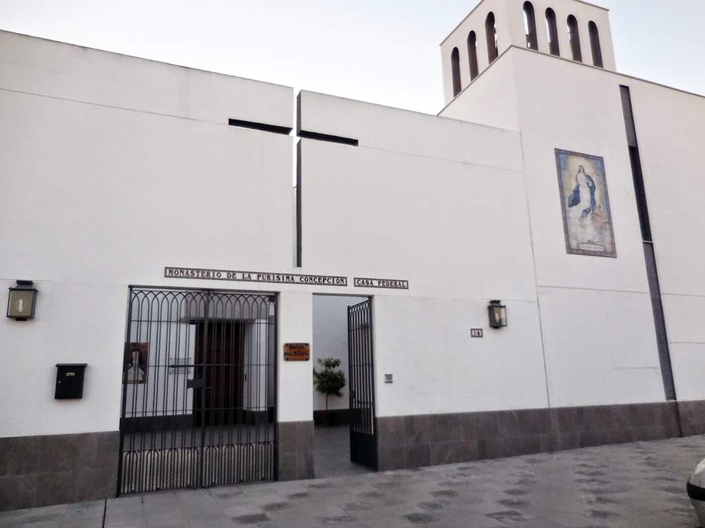 convento de la purisima concepcion concepcionistas franciscanas merida