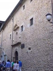 Convento de la Purísima Concepción (Concepcionistas Franciscanas) (Ponferrada)