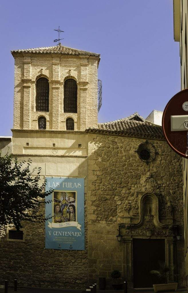 convento de la purisima concepcion las puras almeria