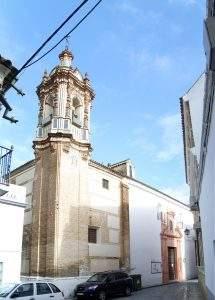 Convento de la Santísima Trinidad y Purísima Concepción (Las Marroquíes) (Écija)