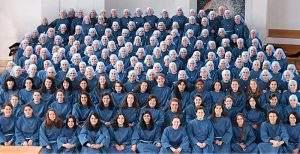 convento de la visitacion de maria iesu communio godella