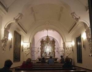 convento de las hermanas de la cruz ayamonte