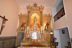 convento de las hermanas de la cruz pizarra