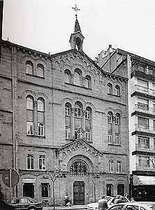 convento de las siervas de maria donostia