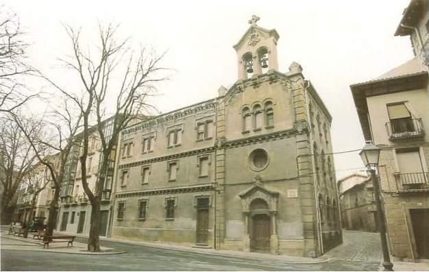 convento de las siervas de maria pamplona