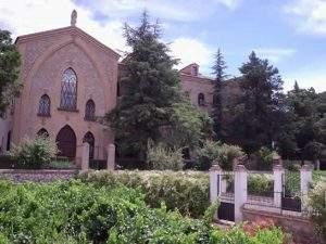 convento de misioneras agustinas recoletas monteagudo