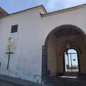 Convento de Nuestra Señora de Candelaria (Hermanas de la Cruz) (La Orotava)