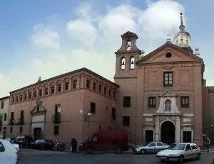 convento de nuestra senora de la consolacion agustinas alcala de henares
