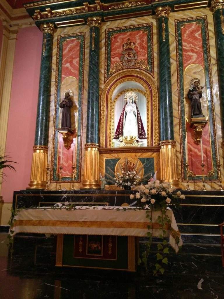 convento de nuestra senora de los dolores franciscanos tor quintanar de la orden