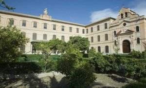 convento de nuestra senora del buen consejo agustinos recoletos monachil