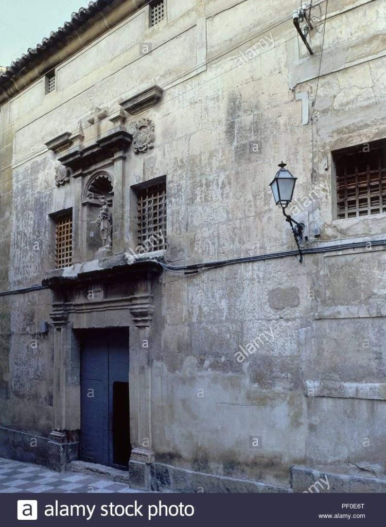 convento de religiosas carmelitas caravaca de la cruz