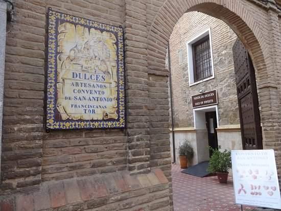 convento de san antonio franciscanas toledo