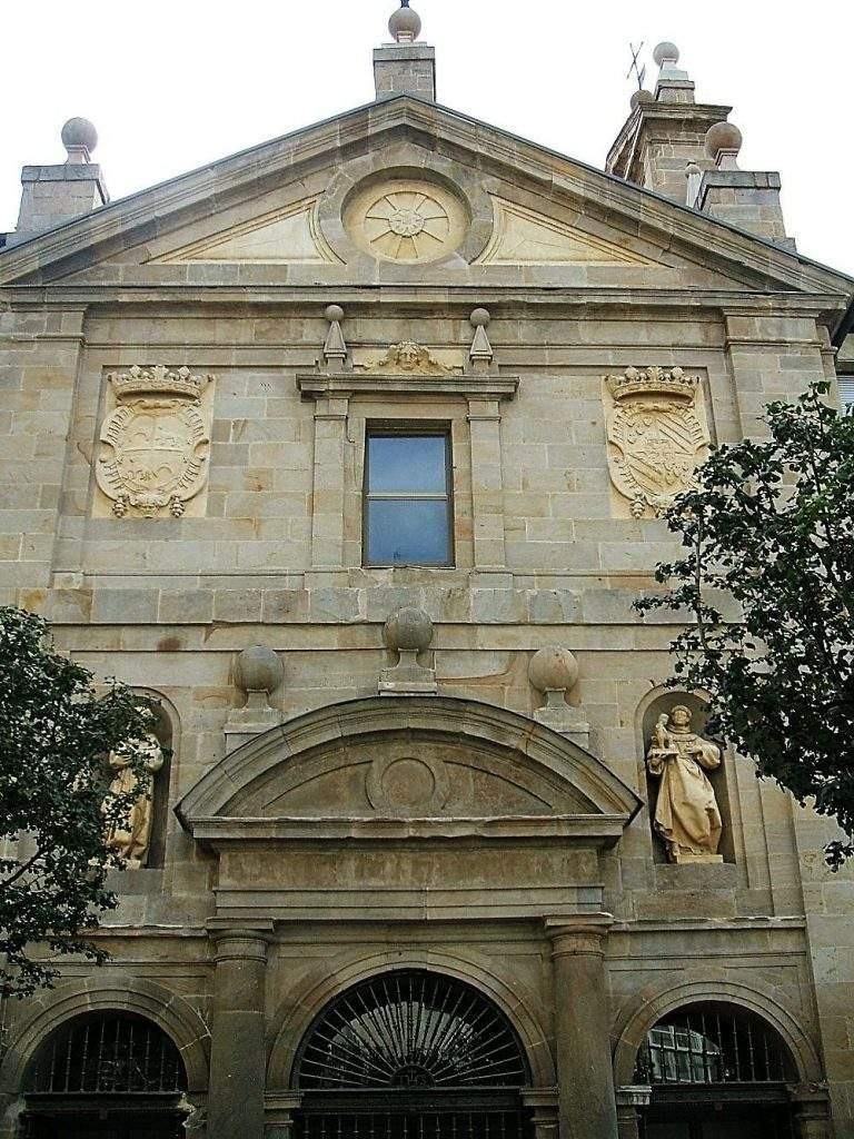 convento de san antonio madres clarisas vitoria gasteiz