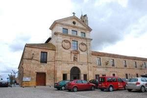 convento de san blas dominicas ciudad ducal de lerma