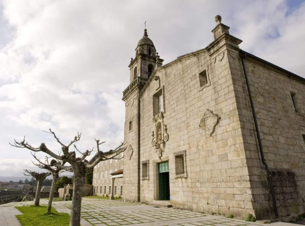 convento de san diego de canedo franciscanos ponteareas