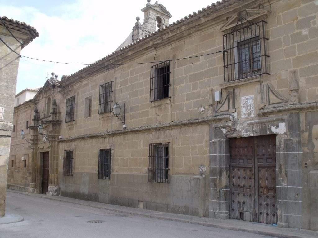convento de san francisco huete 1