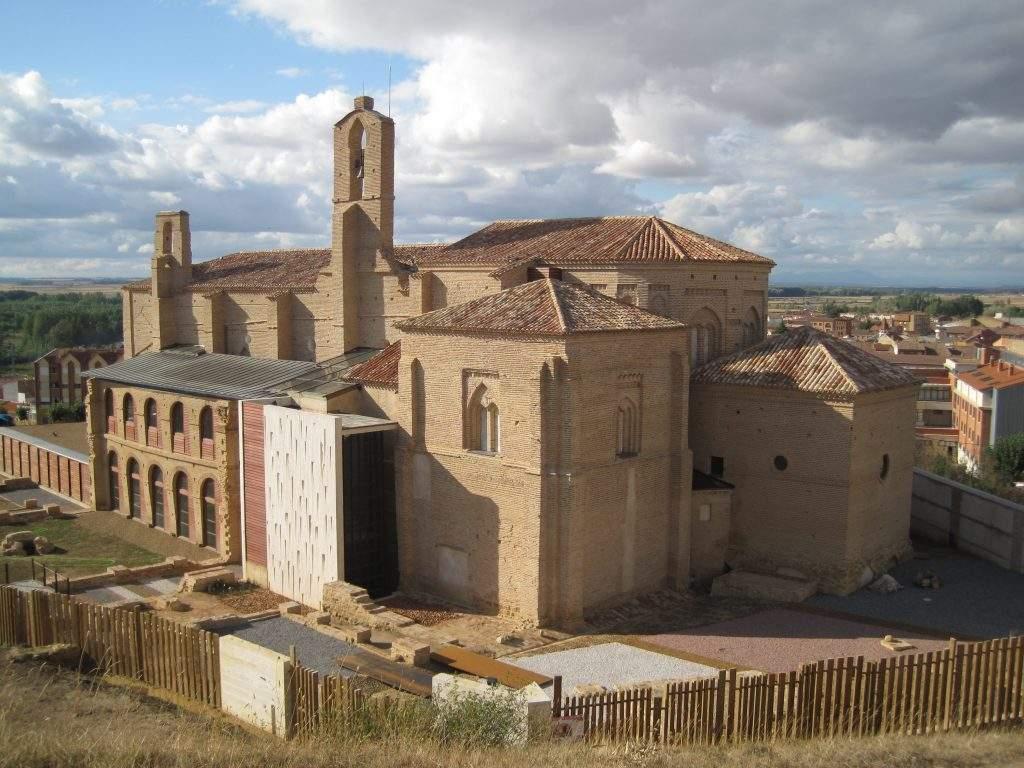 convento de san francisco iglesia de la peregrina sahagun