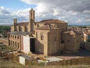 Convento de San Francisco (Iglesia de La Peregrina) (Sahagún)