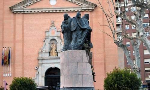 convento de san francisco monzon