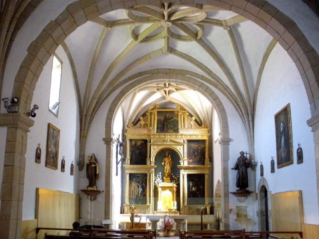 convento de san ildefonso clarisas santillana del mar