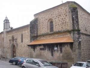 Convento de San Ildefonso (Concepcionistas Franciscanas «Ildefonsas») (Plasencia)