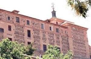 convento de san jose carmelitas descalzas consuegra
