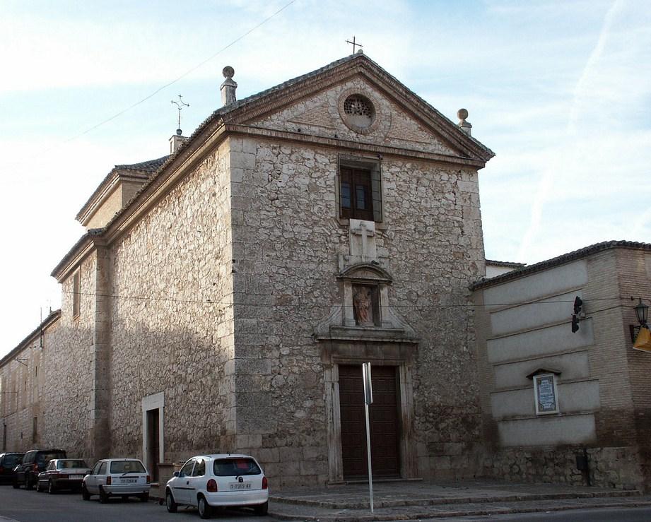 convento de san jose carmelitas descalzas ocana