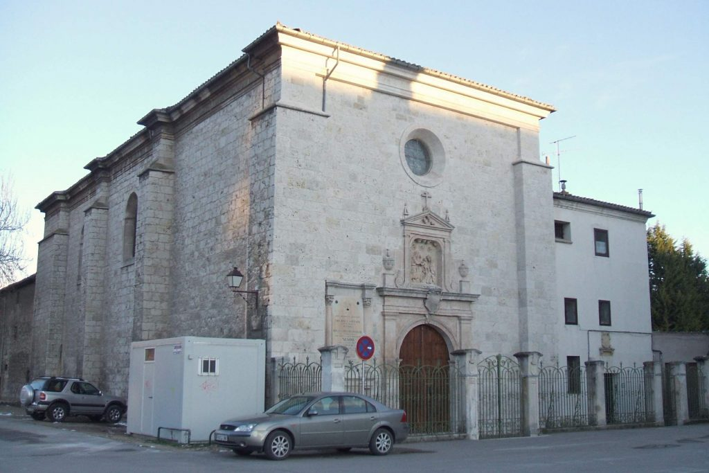 convento de san jose y santa ana carmelitas descalzas burgos
