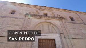 convento de san pedro martir dominicas mayorga de campos