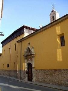 convento de sancti spiritus franciscanas astorga 1