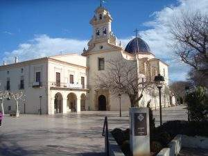 Convento de Santa Ana (Agustinas Trinitarias) (Calig)