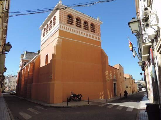 convento de santa ana badajoz