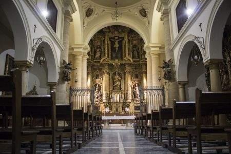 convento de santa ana concepcionistas franciscanas montilla