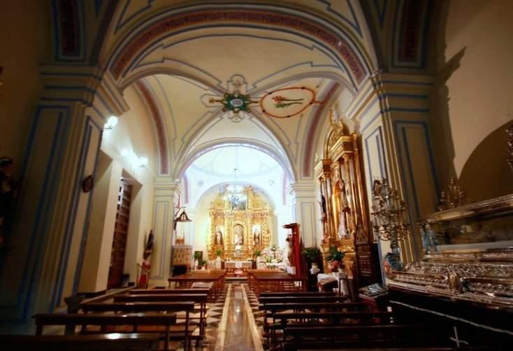 convento de santa ana dominicas villanueva del arzobispo