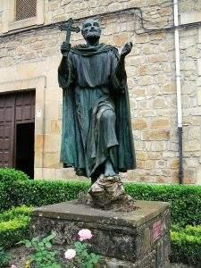 convento de santa ana dominicos elorrio